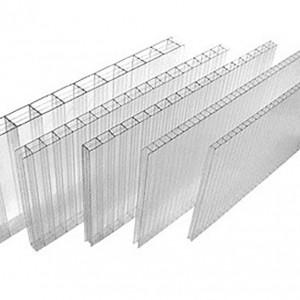 Сотовый поликарбонат Skyglass (2,1*6м., 4мм)