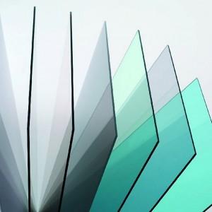Поликарбонат монолитный Kinplast (2,05*3,05м. 12мм)