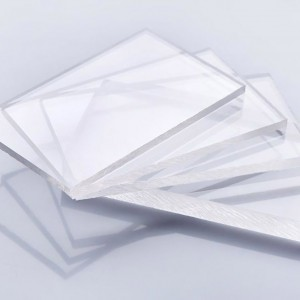Толщиной 5 мм Kinplast монолитный поликарбонат (2,05*3,05м, 5мм)