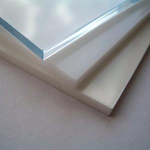 Акриловое стекло молочный, (2,05*3,05м., 3мм)