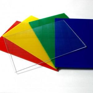 Поликарбонат монолитный цветной Kinplast, (2,05*3,05м, 4мм)