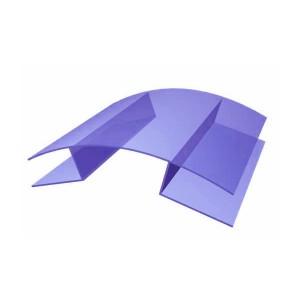 Профиль коньковый, поликарбонат 8-10*6000мм
