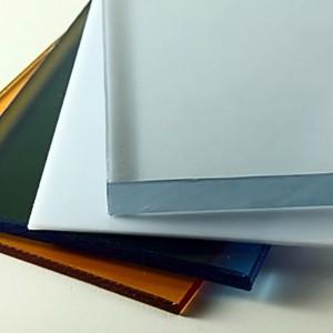 Монолитный поликарбонат цветной Kinplast, (2,05*3,05м, 6мм)