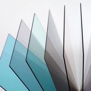 Kinplast - монолитный поликарбонат прозрачный 3мм