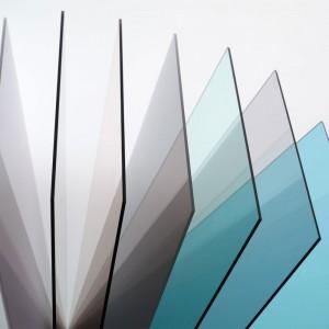 Kinplast- поликарбонат монолитный (2,05*3,05м. 11 мм)