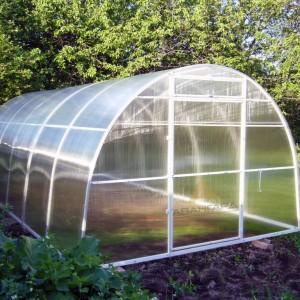 Теплица «Агросфера Плюс» СПК Skyglass 4 мм