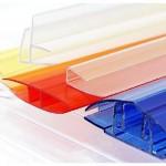 Профиль пристенный, цветной 4-6мм (20 шт)