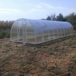 Теплица «Агросфера Стандарт» СПК Skyglass 4 мм