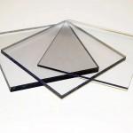 Прозрачный монолитный поликарбонат Kinplast, (2,05*3,05м, 4мм)