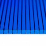 Толщиной 10 мм сотовый поликарбонат Skyglass (2,1*12 м, 10 мм)