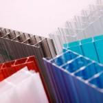 Цветной сотовый поликарбонат Skyglass (2,1*6 м, 10 мм)