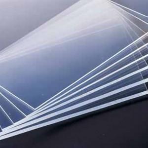 Акриловое стекло прозрачный, (2,05*3,05м., 6мм)